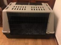 Dog Cage for Home or Car