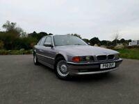 1997 BMW 7 series 735 v8 petrol - long mot - future classic - low mileage