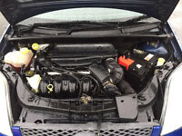 BREAKING - FORD FIESTA 2.0 ST 150 - ENGINE - ALL PARTS AVAILABLE