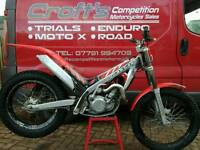 2001 gas gas txt 280 trials bike part x and delivery available mint bike
