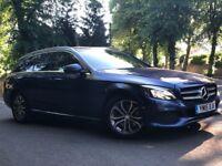 Mercedes-Benz C300 H 2015 2.1 Sport Auto (s/s) 5dr Finance Available