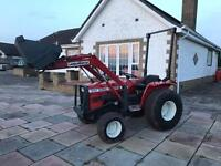 Massey Ferguson 1020 Landlugger 22 Loader Compact Tractor For Sale