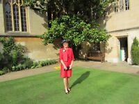 """Hobbs invitation """"Ruby"""" silk dress in red . Size 12. Also matching jacket in size 14."""