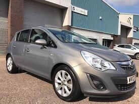 Vauxhall Corsa. Low mileage full service history