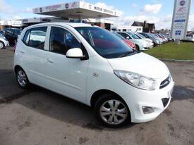 Hyundai i10 STYLE (white) 2011