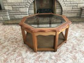 Stunning coffee table