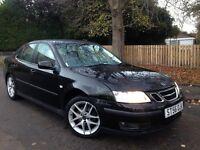 """2006 Saab 93 1.8 petrol 17"""" Alloys 6 gears"""