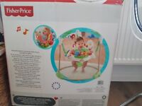 Fisher proce jumperoo baby boumcer
