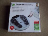 CIRCULATION BOOSTER V3 HIGH TECH HEALTH - BOXED IN VERY GOOD CONDITION
