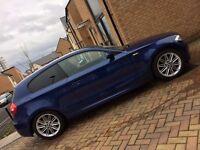 BMW 1 SERIES 2.0 120i M Sport 3dr 170BHP