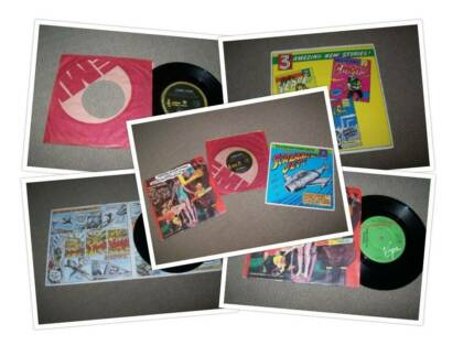 "OZ 7"" VINYL CLASSICS-Starting @ $10 Hahndorf Mount Barker Area Preview"