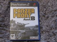ps2 panzer front