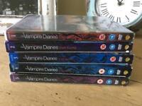 Complete box set 1-5 vampire diaries