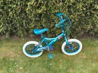 The Little Mermaid Ariel Push Bike