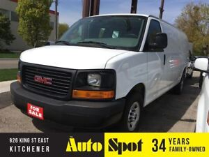 2016 GMC Savana CARGO/REDUCED FOR A QUICK SALE!