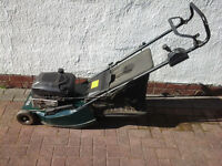 Hayter Harrier 41 Push Petrol Lawnmower...SERVICED
