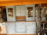 Large country kitchen Welsh Dresser