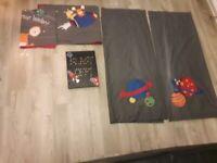 Next Boys Astrology Curtains