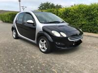 SMART FORFOUR 2006 10 MONTHS MOT 1.5 76000 MILES AUTOMATIC DRIVES LOVELY