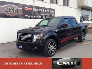 2010 Ford F-150 HARLEY DAVIDSON 4X4 NAV CAM ROOF *CERTIFIED*