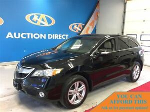 2013 Acura RDX Technology Package! SUNROOF! NAVI! AWD!