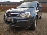 2008 08 Vauxhall Antara ** 2.0 Litre CDTI ** Automatic ** Diesel ** Full 12 Month MOT ** Not X5 A3