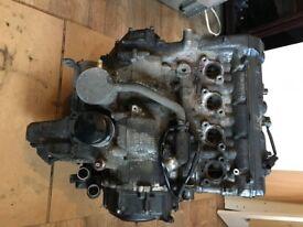 Suzuki GSXR 750 K6 engine