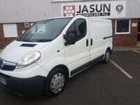vauxhall vivaro 2008 for sale