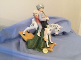 Royal Doulton, 'Hold Tight' figurine for sale