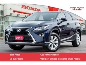 2016 Lexus RX 350 AWD | Automatic | Sunroof, Heated Front Seats