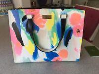 Kate Spade 'Watercolour' leather handbag