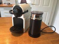 Nespresso Coffee Machine & Aerocinno
