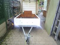 ex suncamp trailer tent 500kg rated fully ply lined and led lights + new jockey wheel