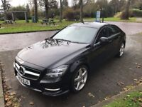 Mercedes-Benz 2013 CLS350 3.0 CDI Blue F 7G-T Plus Sport AMG Low Mileage Full MB History
