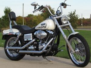 2006 harley-davidson FXDWG Dyna Wide Glide   6 Speed and Fuel In