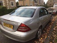 Mercedes C 270 cdi E 270 cdi bumper bonnet bonnet wing door light ecu set abs pump