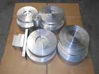 Aluminum 6061 T6 – for turning, milling, drilling, mold, extrude