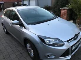 2013 Ford Focus 1.0 Eco Boost, 46,000 Miles, Fsh