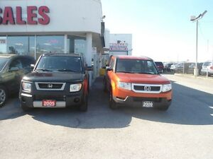 2005 Honda Element 5dr 4WD Auto NEW TIRES SUNROOF NO ACCIDENT SA