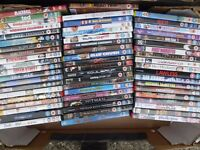 400 dvds inc 16 box sets. Great for reselling on ebay