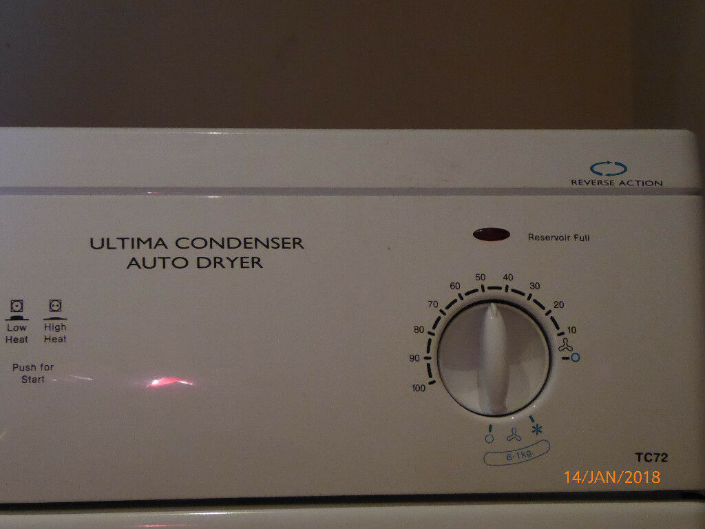 Hotpoint Untima Condenser Dryer