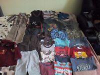 ****LOOK**** bargain....Boys clothes bundle 18-24 months