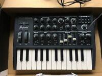 Arturia Microbrute analogue monophonic synthesizer
