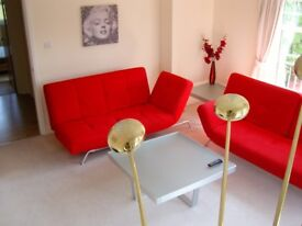 3 bedroom modern flat to let in the sounthside.
