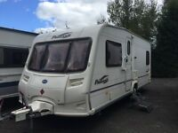 BAILEY PAGEANT BORDAUEX 2005 4 BERTH FIXED BED!