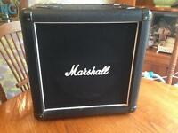 MARSHALL 1x10 speaker extension cabinet