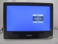 "Avtex W164DR 16"" digital TV/DVD combi for home/caravan/boat/motorhome"