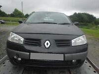 BREAKING 2005 RENAULT MEGANE 1.5 DCI - NO TEXTS PLEASE - NEWRY / ARMAGH