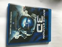 IMAX SPACESTATION 3D BLU RAY
