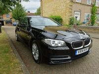 BMW 5 SERIES 2.0 518d SE Auto 4dr FULL BMW SERVICE HISTORY P/X WELCOME